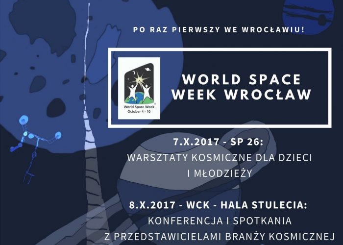 World Space Week Wrocław 2017