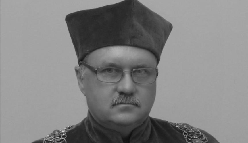 Zmarł Janusz Gil