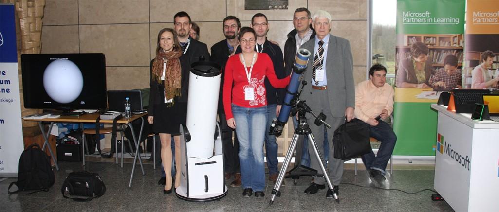 II edycja międzynarodowej konferencji Meet The Space