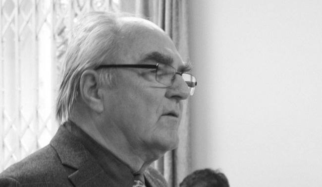 Nie żyje dr Henryk Chrupała