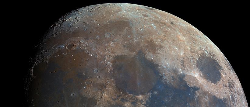 Kolorowy Księżyc Bartosza
