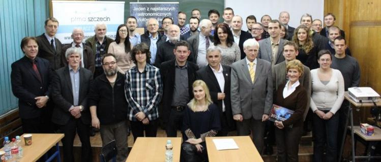 Jubileuszowe spotkanie Oddziału Szczecińskiego PTMA