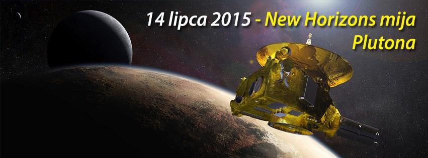 Transmisje z New Horizons nie całkiem na żywo!