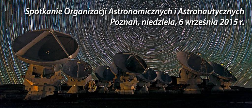Spotkanie Organizacji Astronomicznych i Astronautycznych