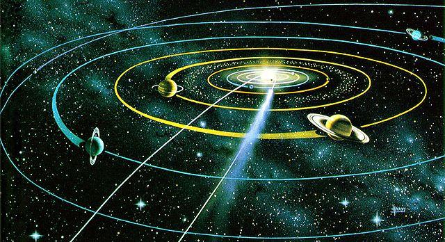 """""""Jak się oblicza pozycje Księżyca i planet?"""" - wykład dr Sławomir Stachniewicz"""