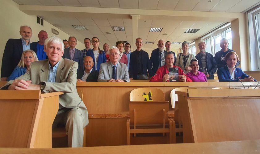 Zebranie Prezesów Oddziałów i Zarządu PTMA w Częstochowie