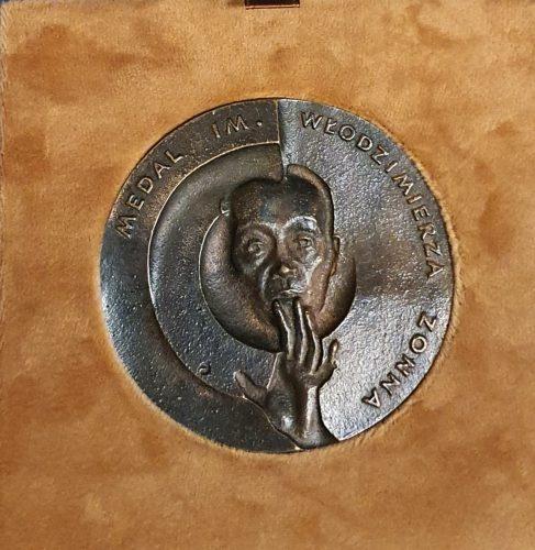 Polskie Towarzystwo Miłośników Astronomii odznaczone Medalem Zonna