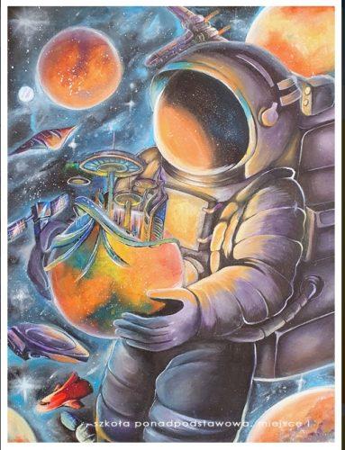 Międzynarodowy konkurs Astronomia Art